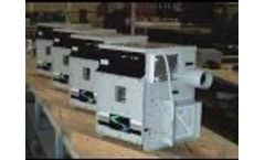 Compact Series Desiccant Dehumidifiers Video