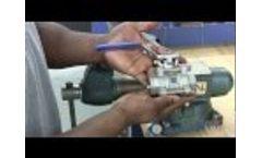 How to Repair a Three Piece Ball Valve - Marwin Valve 8700 Series Video
