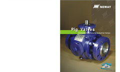 JAG - Model PLV - Pig Launcher Valve Brochure