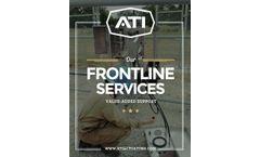 FrontLine Services - Brochure