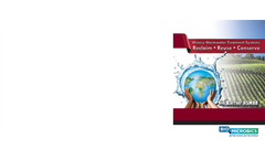BioBarrier - Model HSMBR - Winery Wastewater Treatment System - Brochure