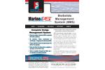 MarineFAST - BioSolids Management System (BMS) - Brochure