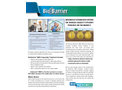 BioBarrier MBR Greywater Treatment System - Brochure
