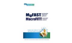 MyFAST & MacroFITT - Wastewater Treatment System - Manual
