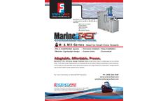 MarineFAST - Model M & MX Series - Sewage Treatment Systems - Brochure