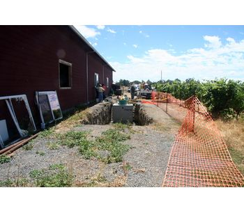 BioBarrier - Model HSMBR - Winery Wastewater Treatment System