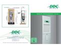 DDC - Model Maxi & Maxi+ - Panamatic Top-Loading Bedpan Washer Disinfectors
