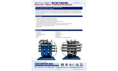 AMI Membrane Water Treatment Systems - Catalog