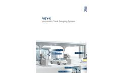 Model VISY-X - Tank Level Gauging System Brochure