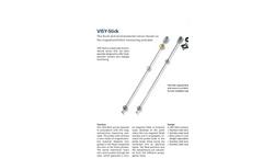VISY-Stick Advanced - Highly Precise Level and Environmental Sensor Brochure