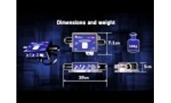 High Performance Wireless Inclinometer with Integrated Data Logger (high accuracy version)