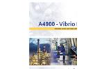 Vibrio - Model A4900 - M - Vibration Analyzer Brochure