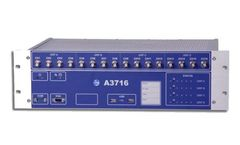 Model A3716 - Online Monitoring and Diagnostics System