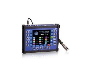 Model A4400 VA4 Pro - 4 Channel Vibration Analyzer