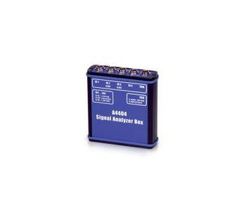Model A4404 SAB - 4-Channel Pocket Size Vibration Analyzer