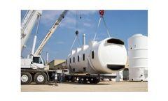 Belco - Fiberglass Oil & Gas Configured Tanks