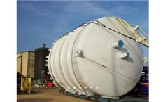 Belco - Model RTP-1 - Fiberglass Reinforced Plastic (FRP) Tanks and Process Vessels