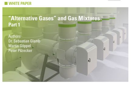 """""""Alternative Gases"""" and Gas Mixtures Part 1"""