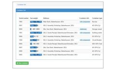 DILO - Version B195R10 / R11 - SF6 Monitoring Manager Software for the Central Stock Management
