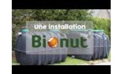 BIONUT Construction Site, Compact Sanitation System 5 to 20 EH Video