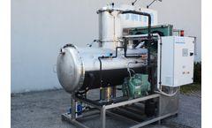 SAITA - Model EVFT Series - Single and Multi-Effect Vacuum Evaporators