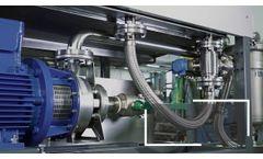 XTR / XTR M - Solvent based washing unit ATEX II2G by IST SpA - Video