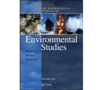 International Journal of Environmental Studies