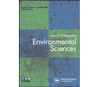 Journal of Integrative Environmental Sciences