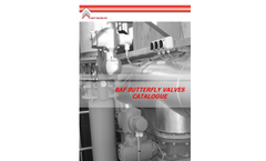 Rubber Lined Butterfly Valves Brochure