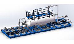 DeNOx - Model SCR-UtA - Hydrolyzer System