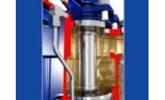 Backflush Automatic Filter for Liquid Fuel, Lubricant or Cleaner: Bollfilter Automatic Type 6.64 Video