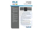 SeaHawk - Model LD1000 - Single Zone Leak and Water Detection Controller Monitors - Datasheet