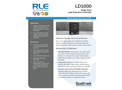 SeaHawk - Model LD1000 - Single Zone Leak and Water Detection Controller Monitors - Datasheet