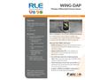 RLE Technologies - Model WiNG-DAP - Wireless Differential Pressure Sensor - Brochure