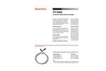 TraceTek - Model TT1000 - Water Sensing Cable Brochure