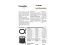 Aquilar - Model TT1100-OHP - Water Sensing Cable