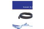 Model EL-ECO-SC - EcoLeak Water Sensing Cable Brochure