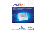 AquiTron AT-APA Addressable Pinpoint Alarm - Product & Design Guide