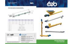 Screw Conveyors Brochure