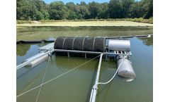 S&N Airoflo - Model BIOFLO - Attached Growth System for Upgrading Lagoons