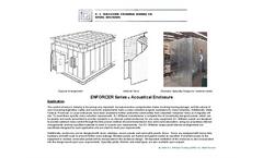 Enforcer Series - Acoustical Enclosure - Brochure