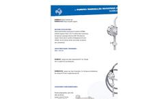 Model SG90BLUE - Manual Rotary Pump Brochure