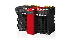 EtherCAT - Model NX-S - Integrated Safety Controller