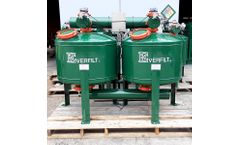 Everfilt - Model SM Series - Carbon Steel Sand Media Filters