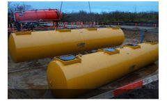 CGH - Underground Tanks