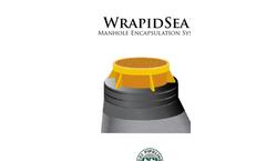 WrapidSeal - Wrap Around Heat Shrinkable Sheet Brochure