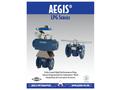 Aegis - Model LPG Series - Lined Plug Valves - Brochure