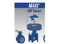 Aegis - Model LBF Series - Lined Ball Valve - Brochure