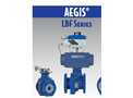 Aegis - Model LBF Series - Lined Ball Valve - Brochure