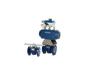 Aegis - Model LPG Series - Lined Plug Valves
